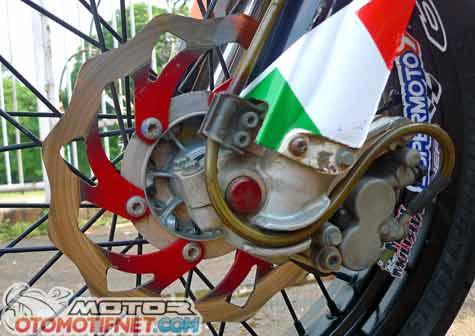 Modifikasi Kawasaki KLX150 Satu Untuk Semua | Oto